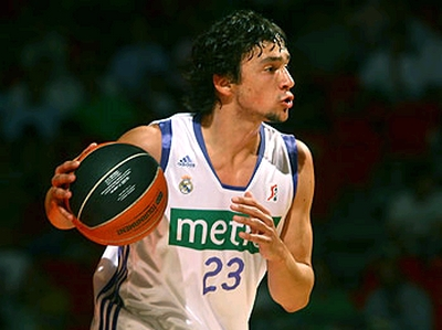 European Roundup: Llull Sparks Real Madrid