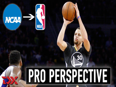 The Pro Perspective: Stephen Curry
