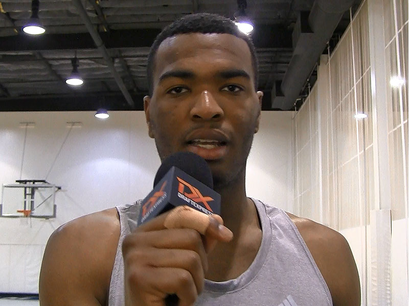 T.J. Warren 2014 NBA Pre-Draft Workout and Interview Video