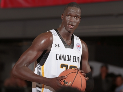Thon Maker Eschews College Basketball -Will Attempt to Enter NBA Draft