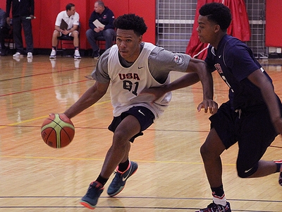 USA Basketball Junior NT Mini-Camp Scouting Reports: Point Guards