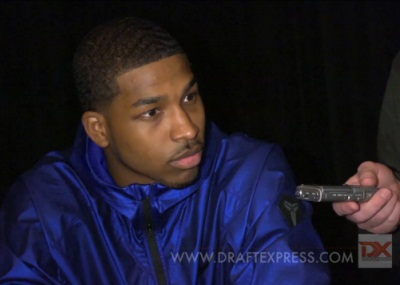 NBA Combine Interviews: Tristan Thompson, Faried, Harris, Leslie