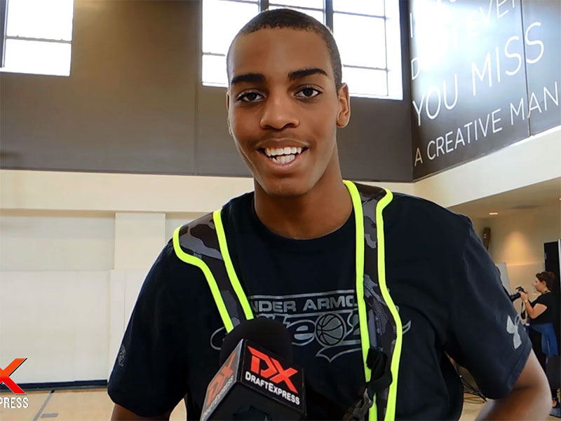 2014 Elite 24 Interviews: Troy Brown