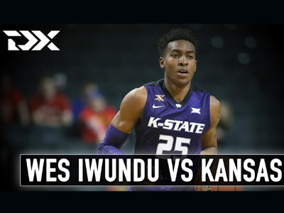 Matchup Video: Wesley Iwundu vs Kansas
