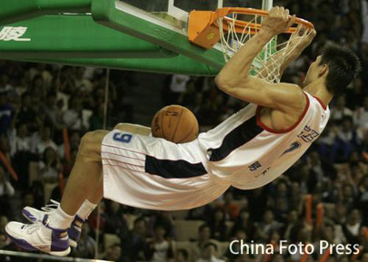 Chinese CBA Update: Yi Jianlian and Co.