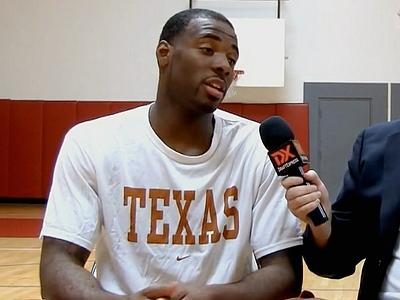 Damion James Workout and Interview