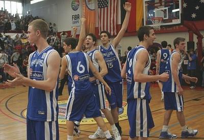 2008 Albert Schweitzer Tournament: Watered Down Mannheim