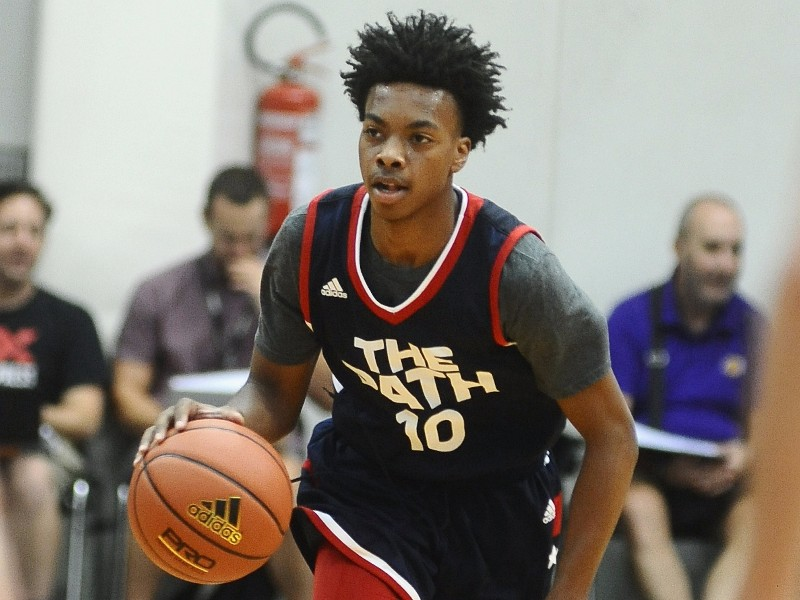 Darius Garland profile