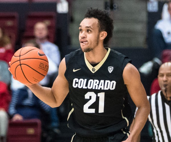 Derrick White profile