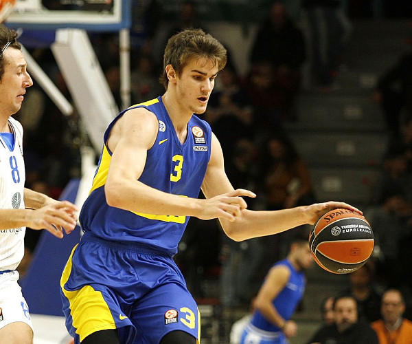 Dragan Bender nba draft