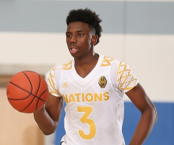 Hamidou Diallo profile