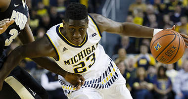Caris LeVert nba mock draft