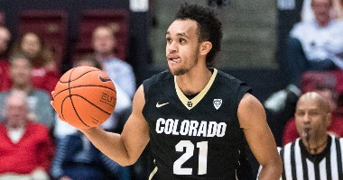 Derrick White nba mock draft