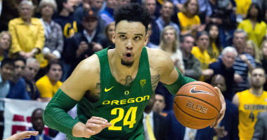 Dillon Brooks nba mock draft