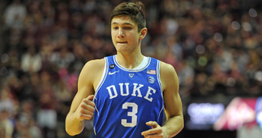 Grayson Allen nba mock draft