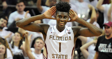 Jonathan Isaac nba mock draft