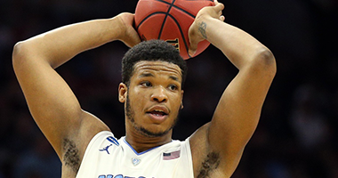 Kennedy Meeks nba mock draft