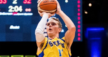 Ludde Hakanson nba mock draft
