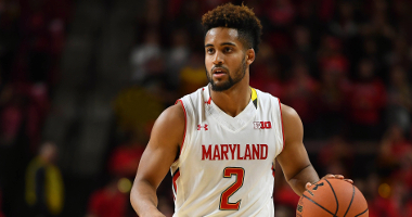 Melo Trimble nba mock draft