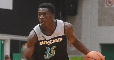 Romaric Belemene nba mock draft