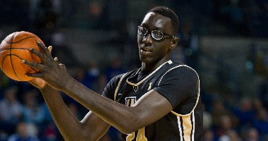 Tacko Fall nba mock draft